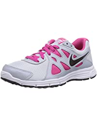 Details zu Nike Revolution 2 Sneaker Damen Laufschuhe Schuhe blau pink gelb