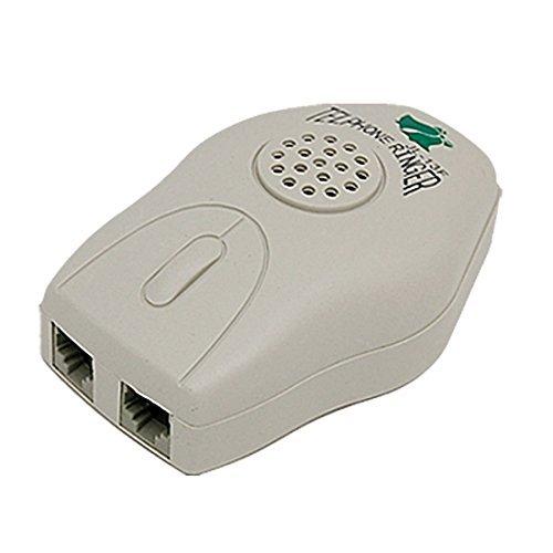 Grau Laute Telefon Ring Verstärker RJ11 Ringer - Telefon Ringer