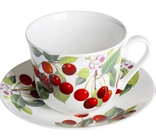 Roy Kirkham XCHERR1100 Jumbotasse Cherries (Kirschen)