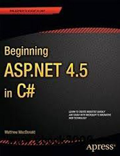 Beginning ASP.NET 4.5 in C# (APRESS)