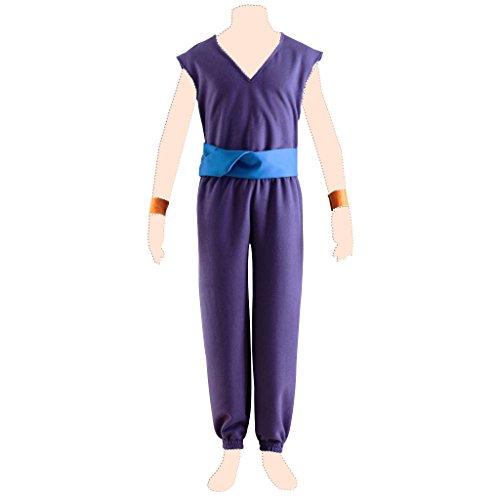Kostüm Piccolo - Dragon Ball Kostuem cosplay Piccolo 1st ver-purple uniforms X-Large