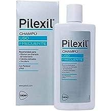 Pilexil Champu uso frecuente con extrato de miel