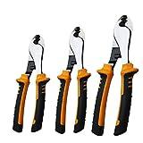 Abrazadera cortadora de cables profesional 6 pulgadas, 8 pulgadas, 10 pulgadas