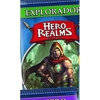 Hero Realms, sobre de personaje, Explorador