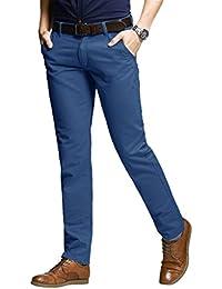 Match Slim Tapered Stretch Chino, Pantalon Homme #8050