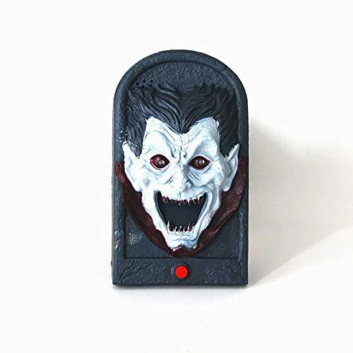 (Beito 1 PC Halloween Spielzeug Suspension Unterstützung Halloween Truck Dekoration Klingel (Vampi))