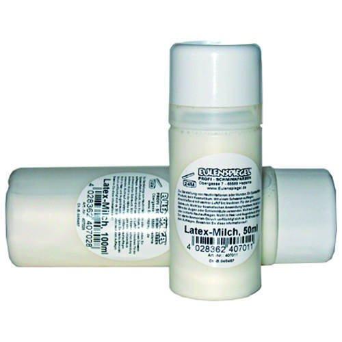 Preisvergleich Produktbild Eulenspiegel 407035 - Latex-Milch, 500ml in Flasche