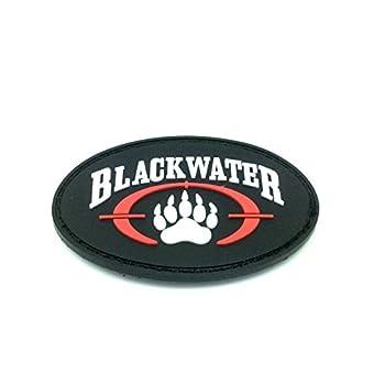 Parche de velcro Blackwater...