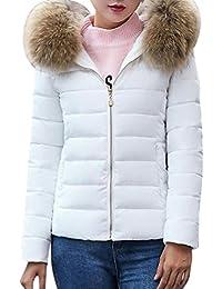 SHOBDW Manteaux Hiver Femme Chaud Veste à Capuche Hoodie Casual Sweatshirt Jumper Sport Hauts Tops Pullover Blouse Blouson Mode, Quatre couleurs,S-XXXL