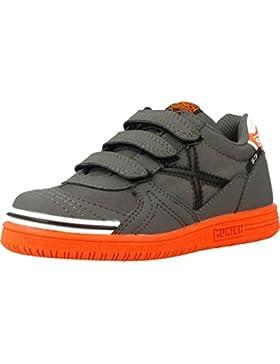 Zapatillas para niño, Color Gris, Marca MUNICH, Modelo Zapatillas para Niño MUNICH G-3 Kid VCO Classic Gris