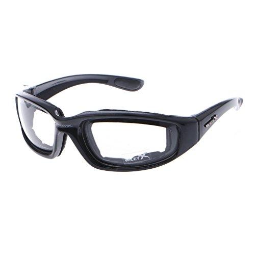 GoggleKitchen Zwiebelbrille, reißfest, zum Schneiden von Augen durchsichtig