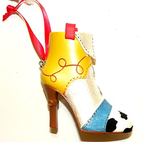 k 2015Runway Woody Jessie Toy Story Schuh Cowboy Western Stiefel Weihnachten Ornament ()