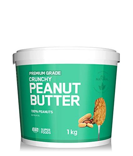 ESN Peanut Butter, 1000g Crunchy