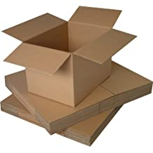 X-Large Cardboard Box House Moving Removal Packing Kit 40 Boxes, Extra Bubble Wrap, Tape etc