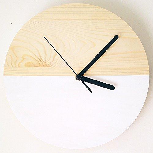 Come scegliere un orologio da muro in legno   Yellowa Design