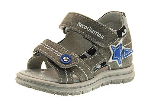 Nero Giardini Chaussures bébé P724280M / Sandales 106 (19/22) Taille 20 Gris