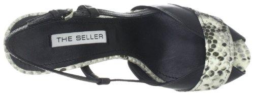 The Seller Amy S513, Sandales femme Noir 7