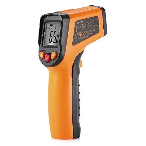 Berührungsloses digitales Laser-Koch-Infrarot-Thermometer, -