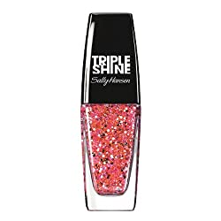 Sally Hansen Nail Color, Twinkled Pink, 0.33 Ounce