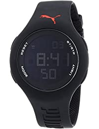 Puma Damen-Armbanduhr Digital Loop Black Quarz