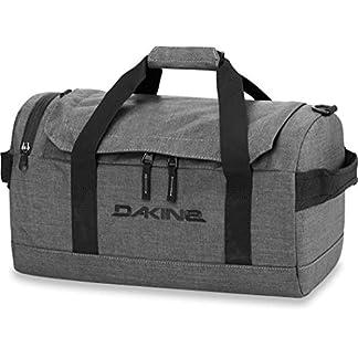 Dakine Eq Duffle Duffle bolsa de deporte weekender de viaje, Unisex adulto, Carbon, 50 L