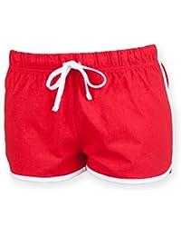 Skinni Minni - Pantalones cortos de deporte Modelo Retro para niños