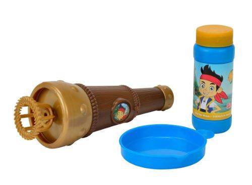 Disney Jake and the Never Land Pirates Seifenblasen Fernglas von Simba
