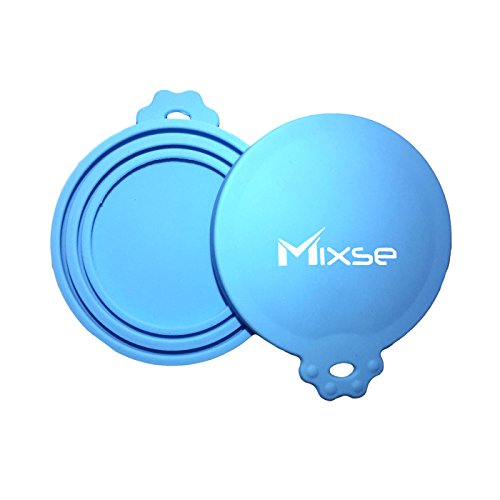 mixse-2-pack-universal-silicone-dog-cat-food-tin-can-lid-covers-blue