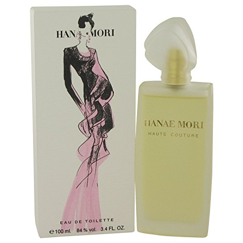 Hanae Mori Haute Couture by Eau De Toilette Spray 3.4 oz / 100 ML (Women)