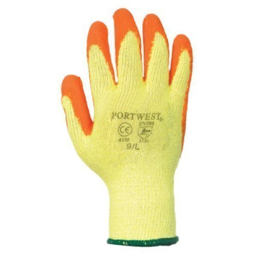 portwest-fortis-a150-gripper-glove-medium-08-orange-pack-12