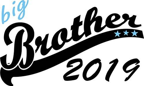 Mister Merchandise Herren Men T-Shirt Big Brother 2019 Tee Shirt bedruckt Navy