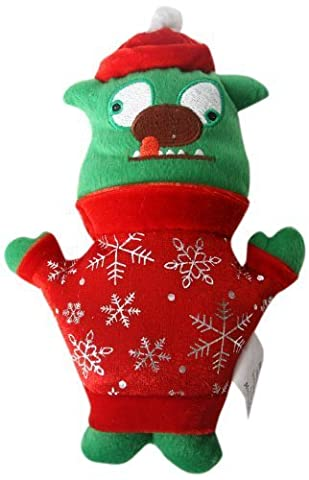 DEI Holiday Plush