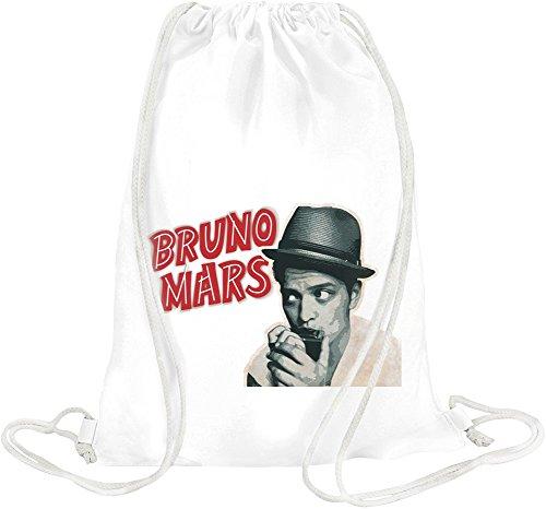 Bruno Mars Drawstring bag (Unorthodox Jukebox-vinyl)