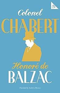 Colonel Chabert par Honoré de Balzac