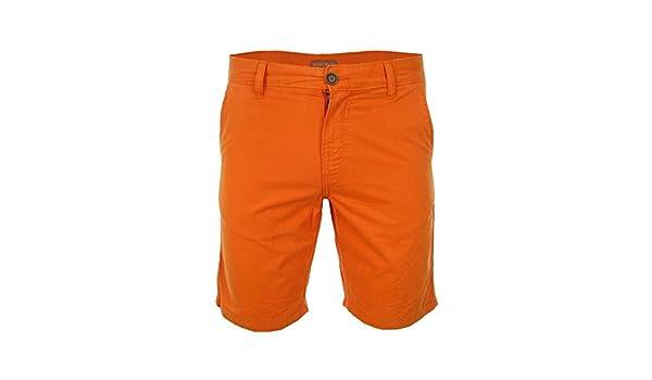 NAPAPIJRI Nayerou Herren Men Shorts Kurz Hose Chino Bermuda Orange Neu New  Logo  Amazon.de  Bekleidung a6394b3c20