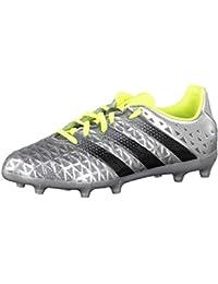 Adidas Ace 16.1 FG J, Botas de Fútbol para Niños