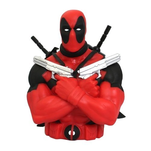 Marvel Deadpool Bust Bank (Spardose)