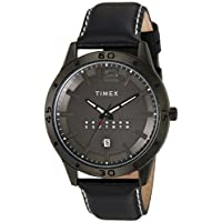 Timex Analog Grey Dial Men's Watch-TW000U935