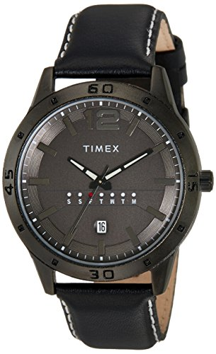 Timex Analog Grey Dial Men's Watch - TW000U935