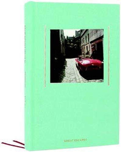 Great Escapes (Hardcover Journal: Mint Green) (Adressbuch Mint)