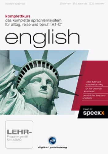 Interaktive Sprachreise: Komplettkurs English [Download]