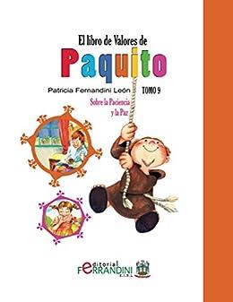 El Libro de Valores de Paquito-TOMO 9-LIBRO INFANTIL: Sobre la ...