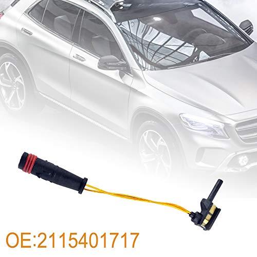 nieliangw0q - Sensore di Usura pastiglie Freno Anteriore e Posteriore per Benz W220 W203 W211