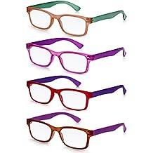 Amazon.es: lecturas gafas - Multicolor