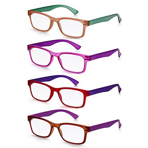 Read Optics 4 Pack-Gafas Lectura Vista Presbicia