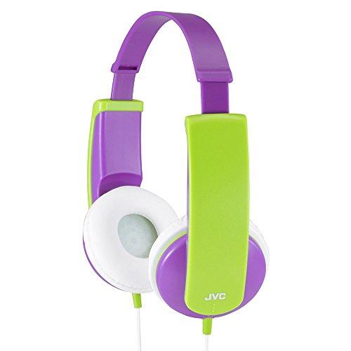 JVC HA-KD5-V-E Kinder Stereo Kopfhörer violett