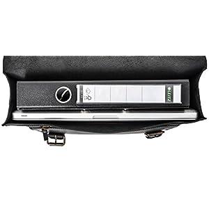 """41chtifco4L. SS300  - Bolso & Mochila Gusti Leder studio """"Floyd"""" Bolso Bandolera para Portátil MacBook Pro 15"""" Negro 2M1-26-80"""