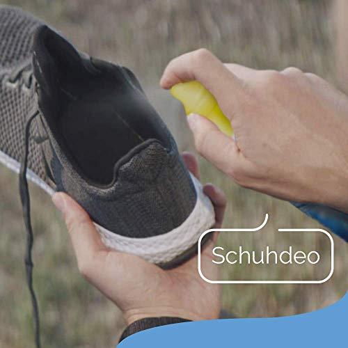 Scholl Fresh Step Geruchsstopp Schuhspray, frische Schuhe, 3er Pack (3 x 150 ml)