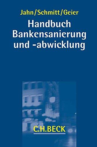 Bankensanierung und -abwicklung