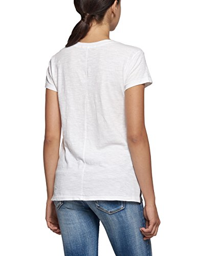 Replay W3832b.000.20760p, T-Shirt Femme Blanc (Optical White)